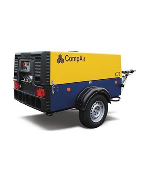 260cfm Compressor