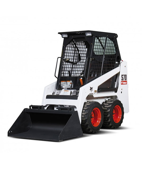 1.2t Skid Steer Bobcat