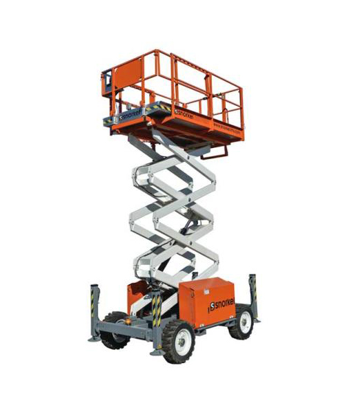 22ft All Terrain Scissor Lift